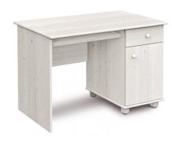 Písací stôl Faktum Tomi Glaze White