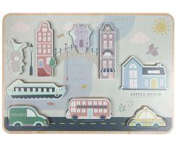 Puzzle Little Dutch City