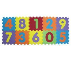 Puzzle penové 143x48 cm Ludi Čísla