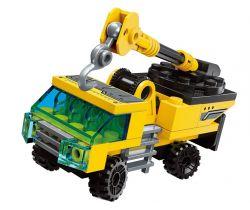 Žeriav Qman Heavy Transporter