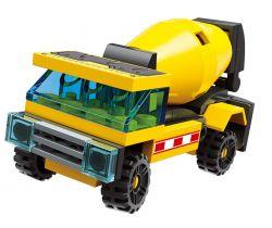Domiešavač Qman Heavy Transporter