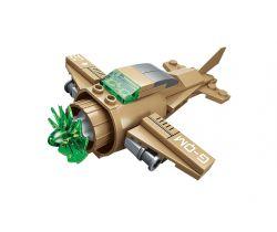 Bojové lietadlo Green Light Qman Raider Aircraft