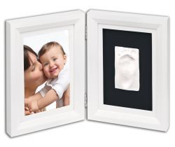 Rámček Baby Art Print Frame White & Black Dopredej
