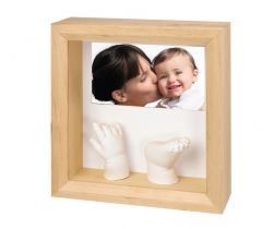 Rámček pre 3D otisk Baby Art Photo Sculpture Frame