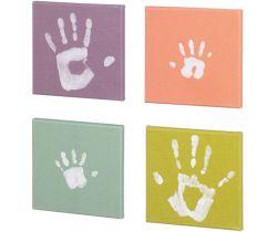 Rámčeky na odtlačok Baby Art Height Print Chart