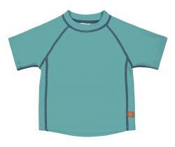 Chlapčenské tričko Lässig Rashguard Short Sleeve Boys Lagoon