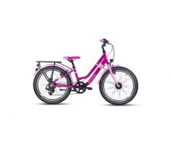 Detský bicykel S'COOL Chix Twin alloy 20 od 116 cm