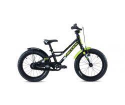 Detský bicykel S'COOL faxom 18 od 110cm