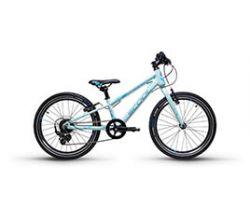 Detský bicykel liXe race 7s modrý/svetlomodrý  S'COOL