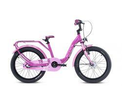 Detský bicykel S'COOL Nixe alloy 18