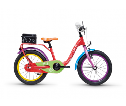 Detský bicykel S'COOL Nixe Chalk 18 od 122 cm