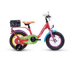 Detský bicykel S'COOL Nixe Chalk 12 od 99 cm