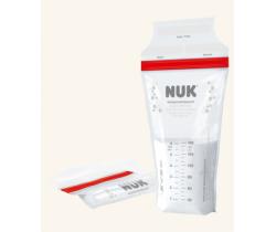 Sáčky na materské mlieko 25 ks Nuk