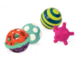 Sada loptičiek B-Toys Balla-baloos
