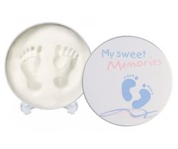 Sada na odtlačok Baby Art My Sweet Memories Baby Print Box dopredaj