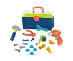 Sada náradia v kufríku B-Toys Busy Builder