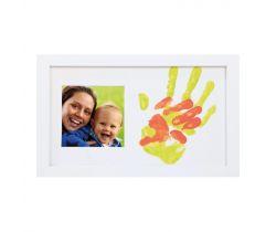 Sada pre odtlačok Happy Hands Baby Me Paint Print Kit