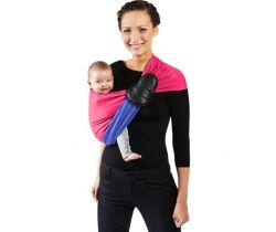 Šatka na nosenie detí bez uzla Je Porte Mon Bebe Little Baby Wrap Without a Knot