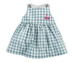 Šaty bez rukávov Pinokio Sweet Cherry Green