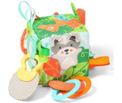 Senzorická textilné kocka BabyOno Friendly Forest