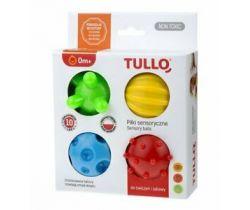 Senzorické balóniky Tullo 4 ks