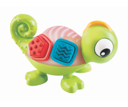 Senzorický svietiací chameleon B-Kids