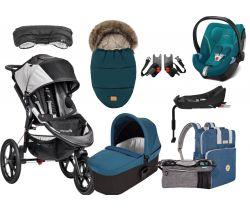 Zostavte si kočík Baby Jogger Summit X3