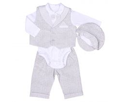 Set 4ks Kitikate Baptism Boy