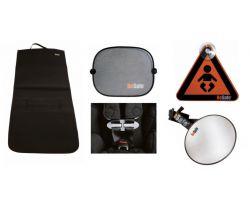 BeSafe Rear facing package set doplnkov k protismerným autosedačkám