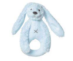 Hrkálka Happy Horse Králíček Richie 18 cm Modré