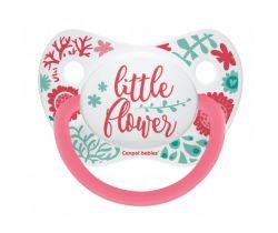 Silikónové anatomické cumlík Canpol Let 'Celebrate Little Flower