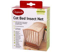 Sieť proti hmyzu na postieľku Clippasafe