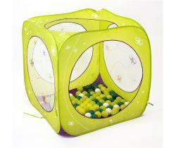 Skladací hrací stan Ludi kocka