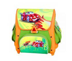 Školský batoh EcoToys Cars