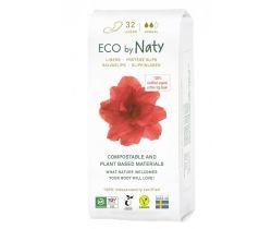 Slipové vložky 32 ks Naty Nature Womencare Normal