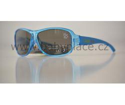 Slnečné okuliare pre deti Crazy Dog Crystal Fun Blue