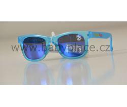 Slnečné okuliare pre deti Crazy Dog Little Artist Blue