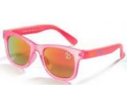 Slnečné okuliare pre deti Crazy Dog Little Artist Pink