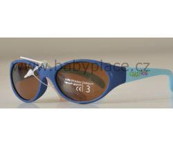 Slnečné okuliare pre deti Crazy Dog Soft Flex Blue