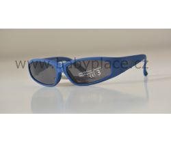 Slnečné okuliare pre deti Crazy Dog Soft Flex Dark Blue