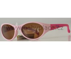 Slnečné okuliare pre deti Crazy Dog Soft Flex Pink