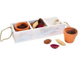 Dekoračné krabička s prírodninami Small Foot