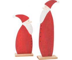 Dekoračné Santa 2 ks Small Foot