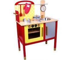 Detská drevená kuchynka Small Foot Denise