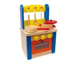 Detská drevená kuchynka pre bábiky Small Foot