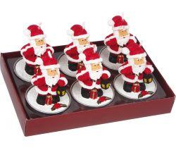 Displej Santa Claus set 6 Small Foot