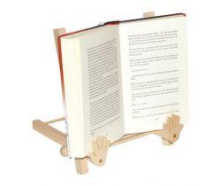 Drevený držiak stojan na otvorenú knihu Small Foot