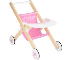 Drevený športový kočík pre bábiku Small Foot Dream