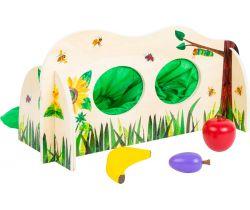 Hmatací hra Caterpillar Small Foot