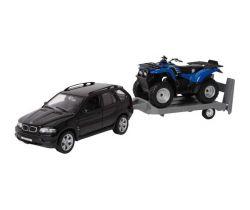Model automobilu Small Foot Off-Road Set